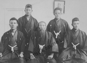大日本武徳会徳島支部での写真2