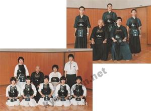 石井中学講師時代
