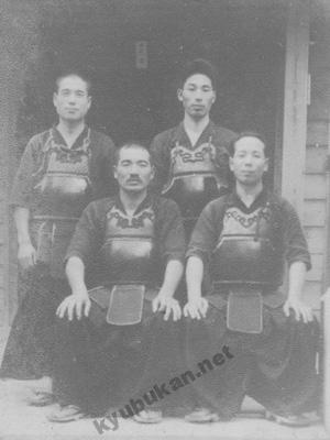 旧制麻植中武道教授4