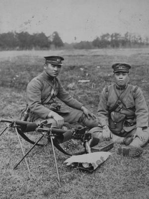 近衛師団在職中の写真4